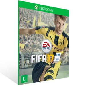 FIFA 17 - Xbox One Live Mídia Digital