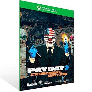 Payday 2: Crimewave Edition - Xbox One Live Mídia Digital