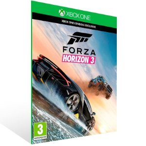Forza Horizon 3 - Xbox One Live Mídia Digital