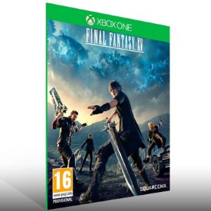 Final Fantasy XV - Xbox One Live Mídia Digital