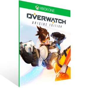 Overwatch Origins Edition - Xbox One Live Mídia Digital
