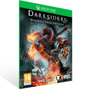 Darksiders: Warmastered Edition - Xbox One Live Midia Digital