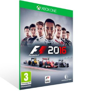 F1 2016 - Xbox One Live Mídia Digital