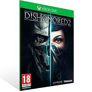 Dishonored 2 - Xbox One Live Mídia Digital