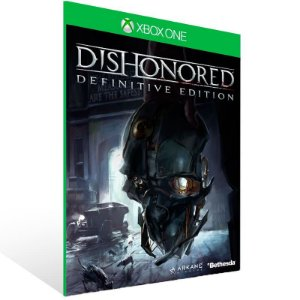 Dishonored: Definitive Edition - Xbox One Live Mídia Digital
