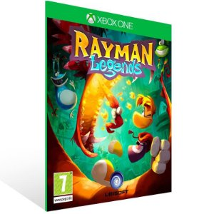 Rayman Legends - Xbox One Live Mídia Digital