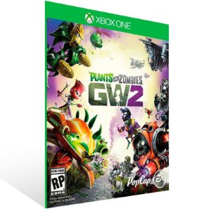 Plants Vs. Zombies Garden Warfare 2 - Xbox One Live Mídia Digital