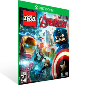 Lego Marvel Vingadores - Xbox One Live Mídia Digital