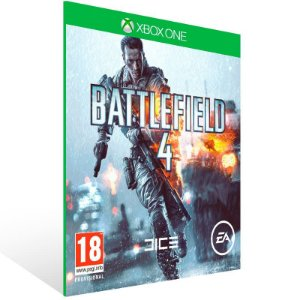 Battlefield 4 - Xbox One Live Midia Digital