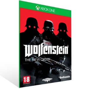 Wolfenstein: The New Order - Xbox One Live Mídia Digital