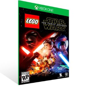 Lego Star Wars: O Despertar Da Força - Xbox One Live Mídia Digital