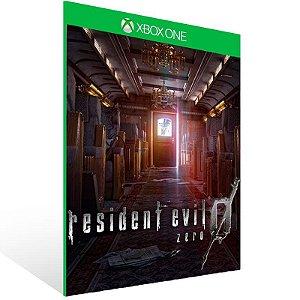Resident Evil 0 - Xbox One Live Mídia Digital