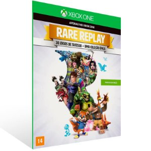 Rare Replay - Xbox One Live Mídia Digital