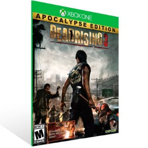Dead Rising 3: Apocalypse Edition - Xbox One Live Mídia Digital