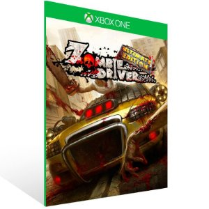 Zombie Driver: Ultimate Edition - Xbox One Live Mídia Digital