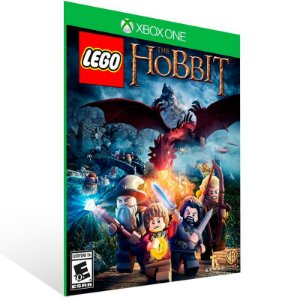 Lego The Hobbit - Xbox One Live Mídia Digital