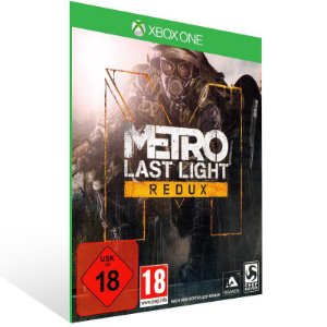 Metro: Last Light Redux - Xbox One Live Mídia Digital