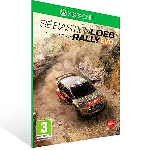 Sébastien Loeb Rally Evo - Xbox One Live Mídia Digital
