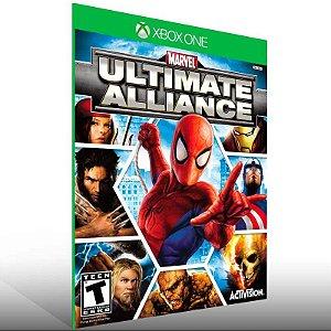 Marvel: Ultimate Alliance - Xbox One Live Mídia Digital