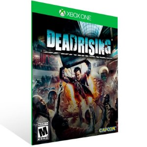 Dead Rising - Xbox One Live Mídia Digital