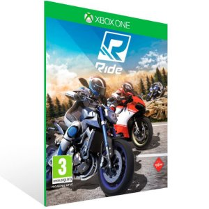 Ride - Xbox One Live Mídia Digital