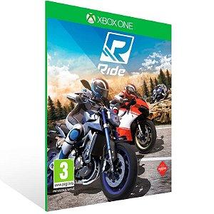 Ride - Xbox One Live Mídia Digital