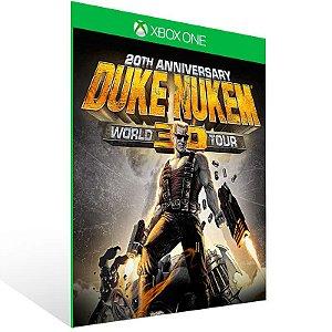 Duke Nukem 3D: 20Th Anniversary World Tour - Xbox One Live Mídia Digital