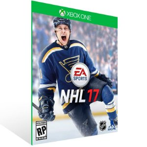 NHL 17 - Xbox One Live Mídia Digital