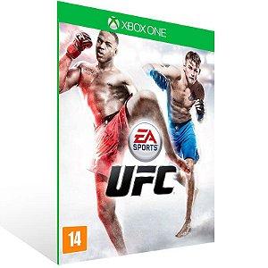 UFC - Xbox One Live Mídia Digital