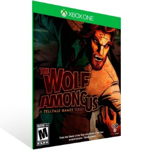 The Wolf Among Us - Xbox One Live Mídia Digital