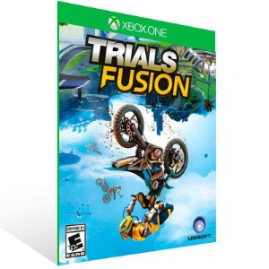 Trials Fusion - Xbox One Live Mídia Digital