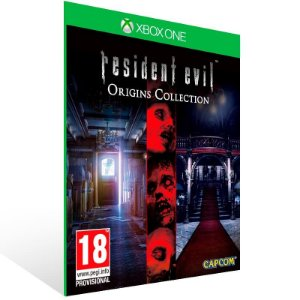 Resident Evil: Deluxe Origins Bundle - Xbox One Live Mídia Digital
