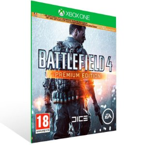 Battlefield 4 Premium Edition - Xbox One Live Midia Digital