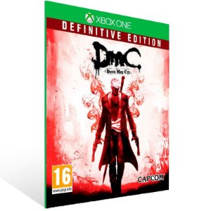 Dmc Devil May Cry: Definitive Edition - Xbox One Live Mídia Digital