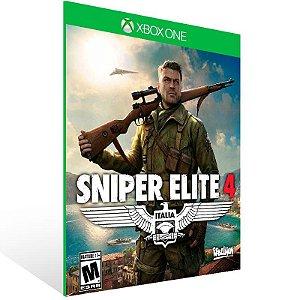Sniper Elite 4 - Xbox One Live Mídia Digital