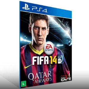 Fifa 14 - Ps4 Psn Mídia Digital