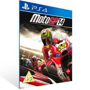 MotoGP 14 - Ps4 Psn Mídia Digital