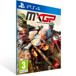 MXGP The Official Motocross Videogame - Ps4 Psn Mídia Digital