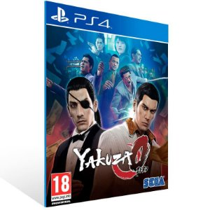 Yakuza 0 - Ps4 Psn Mídia Digital