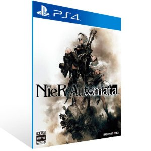 Nier Automata - Ps4 Psn Mídia Digital