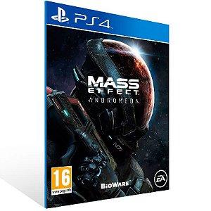 Mass Effect Andromeda - Ps4 Psn Mídia Digital