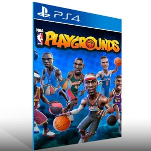 Nba Playgrounds - Ps4 Psn Mídia Digital