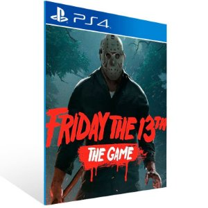 Friday the 13th: The Game Launch Bundle - Ps4 Psn Mídia Digital