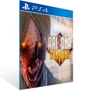 Arizona Sunshine Launch Edition PS VR - Ps4 Psn Mídia Digital