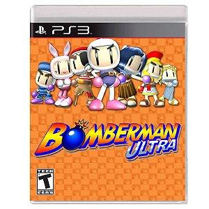 Bomberman Ultra - Ps3 Psn Midia Digital