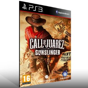 Call Of Juarez Gunslinger - Ps3 Psn Mídia Digital