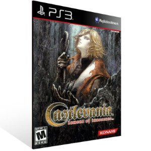 Castlevania Lament Of Innocence - Ps3 Psn Mídia Digital