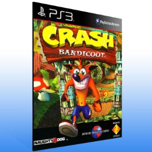 Crash Bandicoot - Ps3 Psn Mídia Digital
