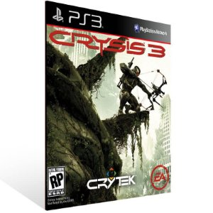 Crysis 3 - Ps3 Psn Mídia Digital