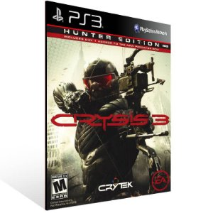 Crysis 3 Ultimate Bundle - Ps3 Psn Mídia Digital